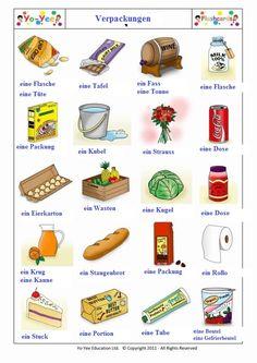 vocabulario aleman - Busca de Google