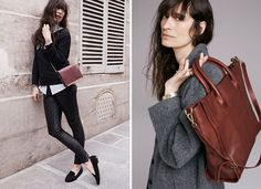 Madewell Fall 2013 Lookbook  #fashion
