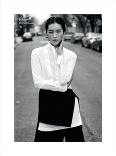 Rika Magazine - Liu Wen