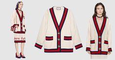 Модный кардиган Gucci #шоппингвмилане #кардигангуччи #мода #осень2017 #вязаныйкардиган #стиль #шоппингвмилане #шоппингвиталии #шоппингвриме #стилиствмилане