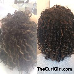 Join me in my virtual salon! Styling your naturally curly hair doesnt have to be hard time consuming or complicated. Come learn the techniques that have given thousands of clients frizz free curls in one of the most humid climates in country. Curly Hair Styles, Short Curly Hair, Medium Hair Styles, Natural Hair Styles, Curly Girl, Permed Hairstyles, Crown Hairstyles, Square Face Hairstyles, Curly Hair Tutorial