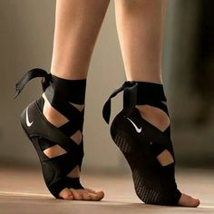 Yoga shoes. These would be so nice to have..:)