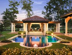 Pool Pavilion. Beautiful Pool Pavilion. #pool #Pavilion #PoolPavilion
