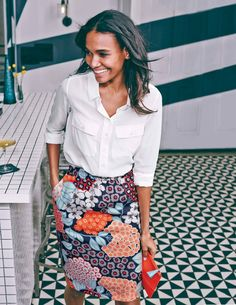Boden Penelope Skirt (shop skirts with 25% off all day)