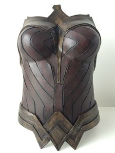 Wonder Woman Dawn of Justice Inspired Corset 2016 cosplay prop by FutureSculpture on Etsy https://www.etsy.com/listing/271321500/wonder-woman-dawn-of-justice-inspired