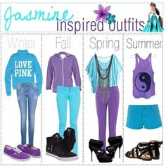 Jazmian  inspired outfit