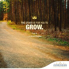Every situation in our life is an opportunity for growth as our #ThoughtOfTheDay tells us.