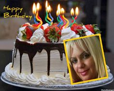 Awesome Pic Created by PhotoMontager.com Happy B-day Nancy