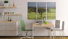 We are a family online store with home decorations. We offer original canvas prints. Office Desk, Corner Desk, Nyc, Canvas Prints, Horses, Pictures, Blue, Furniture, Home Decor