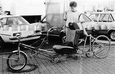Selbst gebautes Fahrrad (30 Gänge Versuch) Polizeifoto Versuch, Baby Strollers, Bicycle, Children, Bicycle Kick, Bike, Kids, Bicycles, Bmx