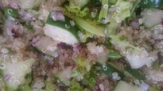 Tabule de quinoa!