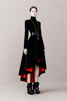 Alexander McQueen - My Top 5 Faves From PRE-Fall 2013