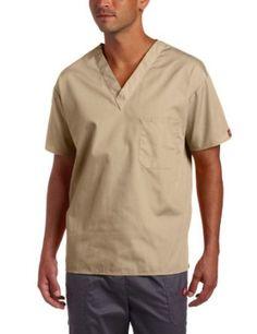Amazon.com: Dickies Medical Scrubs - Everyday Scrubs - Unisex V-Neck Top: ($9.99 - $31.98)