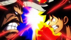 One Piece Reveals The Winner Of The Astounding Luffy and Kaido Fight Luffy Gear Fourth, Luffy Gear 4, Kaido Vs Luffy, Dragon Transformation, Blackbeard One Piece, Drake, Kaido One Piece, Zoro Roronoa, One Piece Chapter