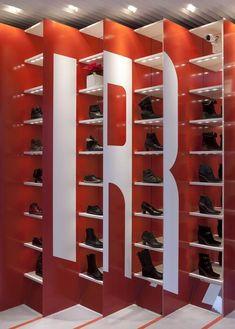 Camper shoe store - retail design