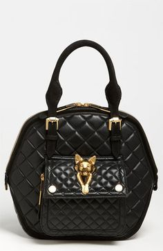 Burberry Prorsum Quilted Leather Satchel available at #Nordstrom