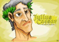 Julius Caesar | Roman General #MM