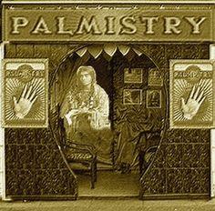 Zindra's Palmistry Temple at Riverview Amusements Des Moines, Iowa (1922)