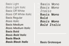 Introducing Space Mono a new monospaced typeface by Colophon Foundry for Google Fonts. — Google Design — Medium