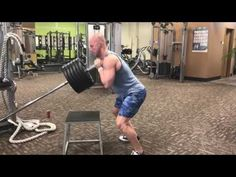 Some just aren't built for barbell variations; that's where the landmine comes into play. Learn the 6 best landmine exercises to do for explosive gains! Gym Workouts For Men, Gym Workout Tips, Weight Training Workouts, Killer Shoulder Workout, Squat Variations, Barbell Squat, Body Training, Back Exercises, Bodybuilding Workouts