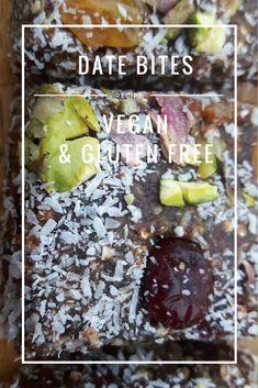 Date bar recipe made with fruit, nuts, quinoa, coconut and seeds. NO COOKING #Vegan #Raw #Energybar  http://www.farawayvisions.com/date-bar-recipe-vegan/