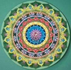 Fa mandala 50cm (spirituall). Decorative Plates, Mandala, Home Decor, Decoration Home, Room Decor, Home Interior Design, Mandalas, Home Decoration, Interior Design
