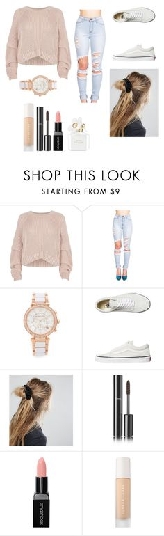 """""""<3"""" by newoutfitss ❤ liked on Polyvore featuring River Island, Michael Kors, Vans, ASOS, Chanel, Smashbox, Puma and Marc Jacobs"""