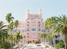 Don CeSar Hotel | photography by http://justindemutiisphotography.com/