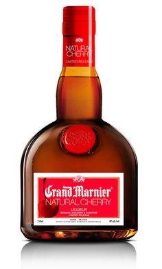 Grand Marnier Cherry cognac our taste ot comfort. Liquor List, Wine And Liquor, Liquor Bottles, Grand Marnier, Cocktail Drinks, Alcoholic Drinks, Beverages, Fruity Cocktails, Tequila