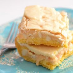 Where all of Grandmother's favorite recipes are found, just like Grandmother makes them, with a little love.  White Chocolate Marshmallow Cake Bars