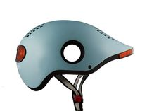 coolest bike helmets for kids: the Classon helmet by Brooklyness is so much more than good looking