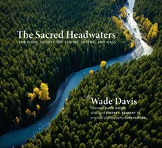 We were wowed by Wade Davis's talk on the Sacred Headwaters last night and how we all need to help protect BC's impressive landscape. Thank you to The Whistler Forum for putting on the event at the beautiful The Brew Creek Centre. Find out how you can help here: http://www.sacredheadwaters.com/
