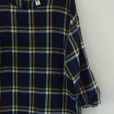 Spotted while shopping on Poshmark: Plaid Shirt Dress! #poshmark #fashion #shopping #style #Old Navy #Dresses & Skirts