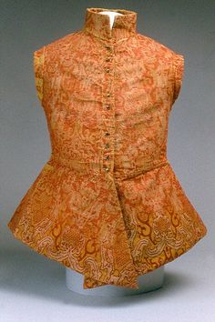 Jacket (Jerkin)  Date:early 17th century