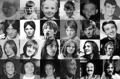 ♥ stevey     small faces from child to addult ♥