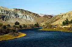 The Salmon River Scenic Byway in #idaho