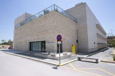 Edificio Torregaitán #UMH.