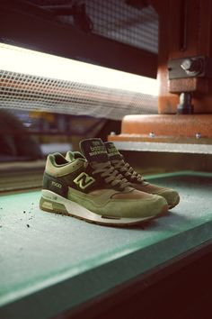 New balance x Starcow 'Made in England' 1500