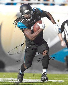 68158bc64f6 Chris Ivory ,Jacksonville Jaguars, Signed, Autographed, Football 8X10  Photo, a COA with the Proof Photo of Chris Signing Will Be Included.