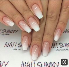 53 herausragende Braut Nägel Kunst Designs Ideen 20182019 Nail Art nail art near me Trendy Nails, Cute Nails, My Nails, Faded Nails, Best Acrylic Nails, Acrylic Nail Designs, Neutral Acrylic Nails, French Manicure Acrylic Nails, Neutral Nail Designs