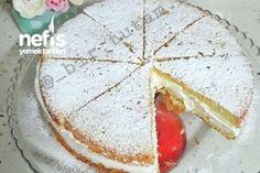 Bol Kremalı Alman Pastası Tarifi