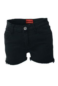 "Darkside ® - Black Denim Cut Off Hot Pants, <span class=""ProductDetailsPriceIncTax"">$30.08 (inc VAT)</span> <span class=""ProductDetailsPriceExTax"">$25.07 (exc VAT)</span> (http://www.darksideclothing.com/black-denim-cut-off-hot-pants/)"