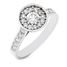 """This platinum band and cluster of diamond just says """" I'm such a show off"""" lol Platinum Diamond Rings, Bespoke Jewellery, Cape Town, South Africa, Engagement Rings, Bracelets, Earrings, Beautiful, Jewelry"""