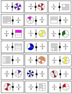 Domino de Fracciones