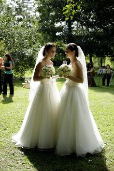 13 best double wedding images on pinterest double wedding wedding double wedding junglespirit Gallery