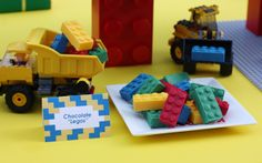 Wants and Wishes: Party planning: A Lego Inspired Birthday Party!