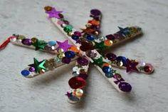 enjoy the fun: the pompösen kerststerren ! Halloween Crafts For Kids, Christmas Activities, Christmas Crafts For Kids, Diy Christmas Ornaments, Simple Christmas, Holiday Crafts, Diy Halloween, Diy For Kids, Number