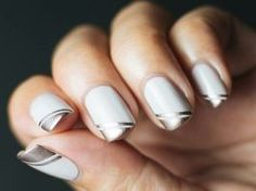 40 Simple Nail Art Designs for Nail Enthusiasts