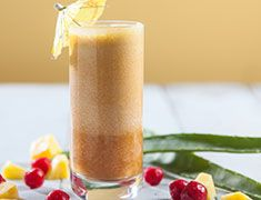 Aloe Coconut Smoothie- We had a huge aloe plant in my house growing up.  It's underutilized and such an amazing, multi-purpose plant #BESTSMOOTHIE + #VEGASMOOTHIE