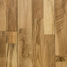 """Each plank unfolds its own story in exquisite sculpting design. It can be nailed down over wooden sub-floors.Natural Oak from our Reclamation Plank Collection by Heritage Woodcraft is a hand-scraped (7-7/8"""") wide-plank solid oak hardwood flooring."""